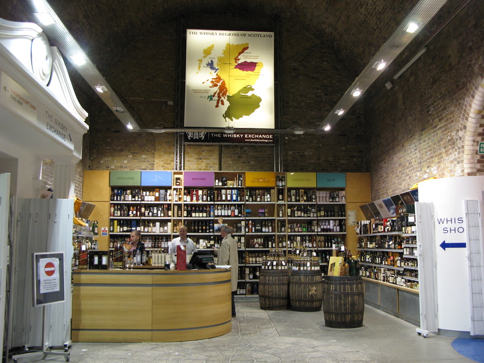 Vinopolis - Whisky Shop