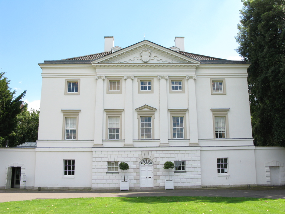 Marble Hill House - Marble Hill House - view from the front