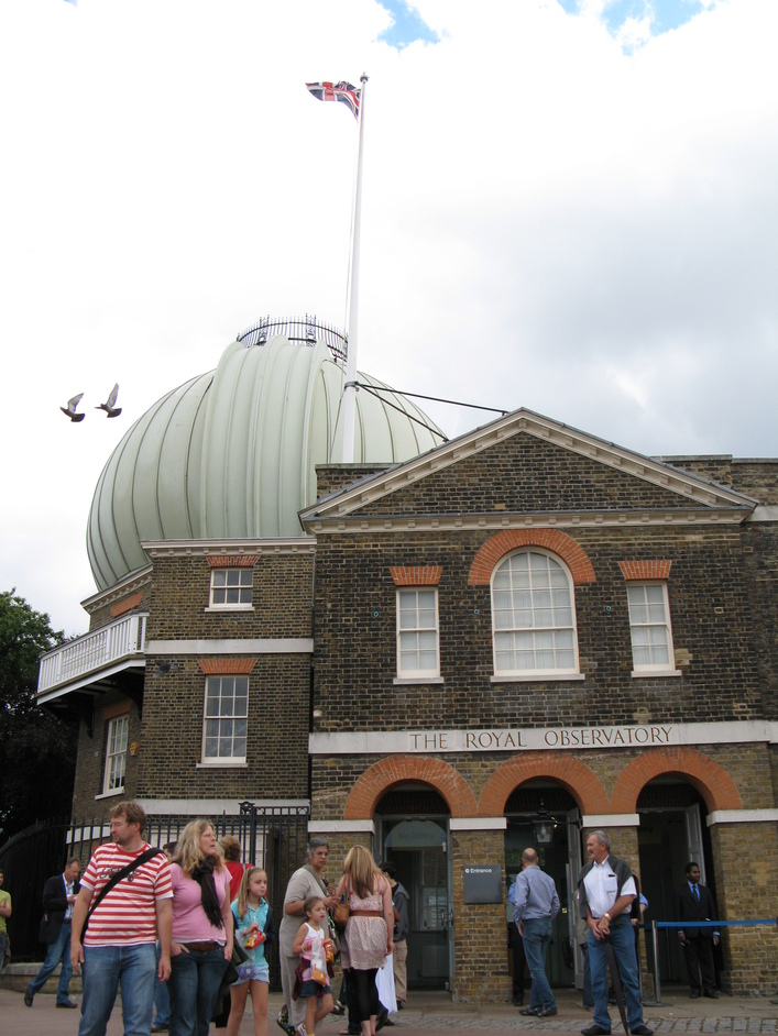 Royal Observatory Greenwich - The Royal Observatory