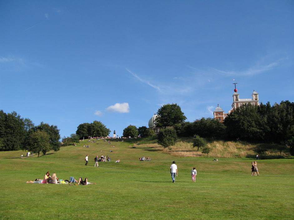 Greenwich Park - Greenwich Park