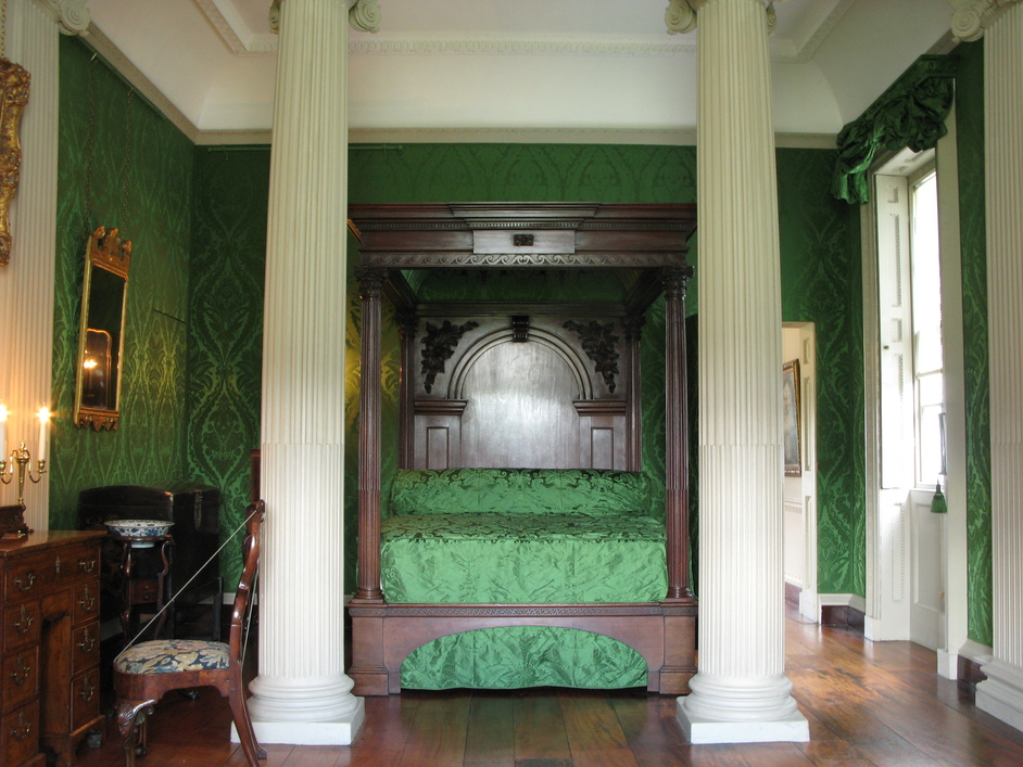 Marble Hill House - Lady Suffolk's Bedchamber