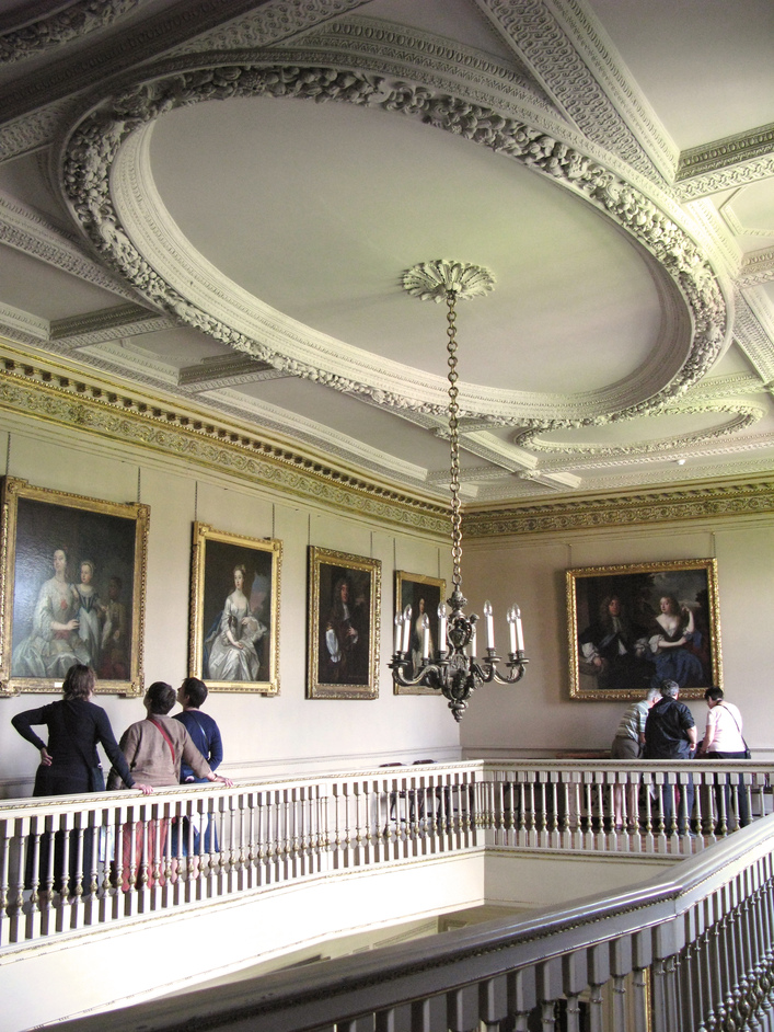 Ham House & Gardens - The Hall Gallery