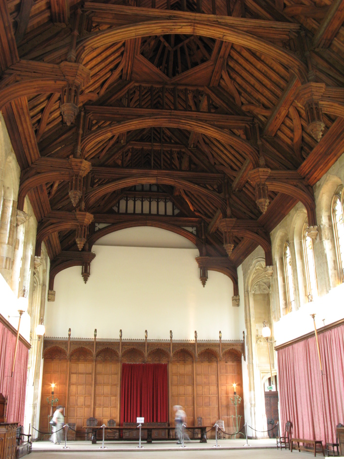 Eltham Palace - Edward IV's Great Hall