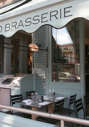 High Road Brasserie