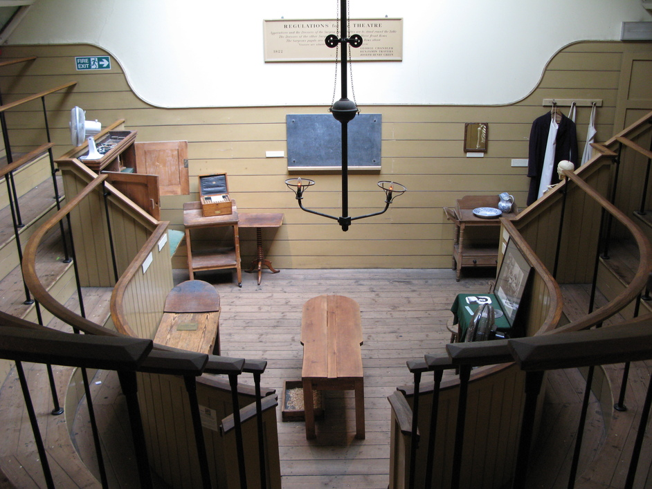 Old Operating Theatre Museum and Herb Garret - The Operating Theatre