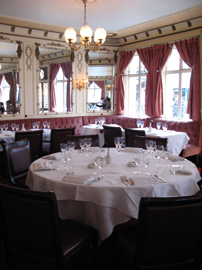 Kettner's - The restaurant