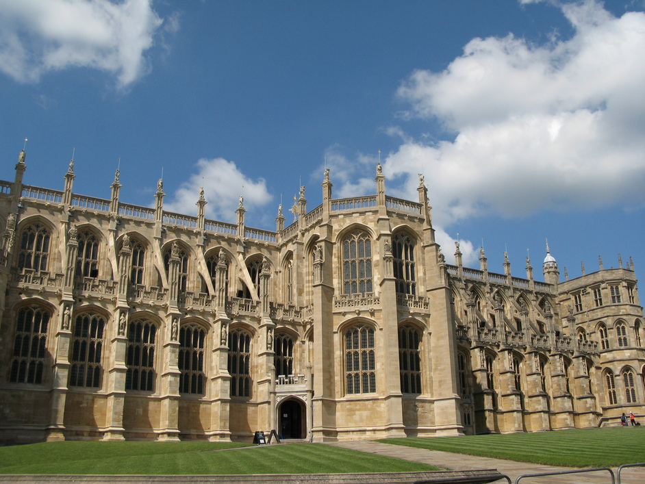 Windsor, Bath and Stonehenge Coach Tour - St George's Chapel