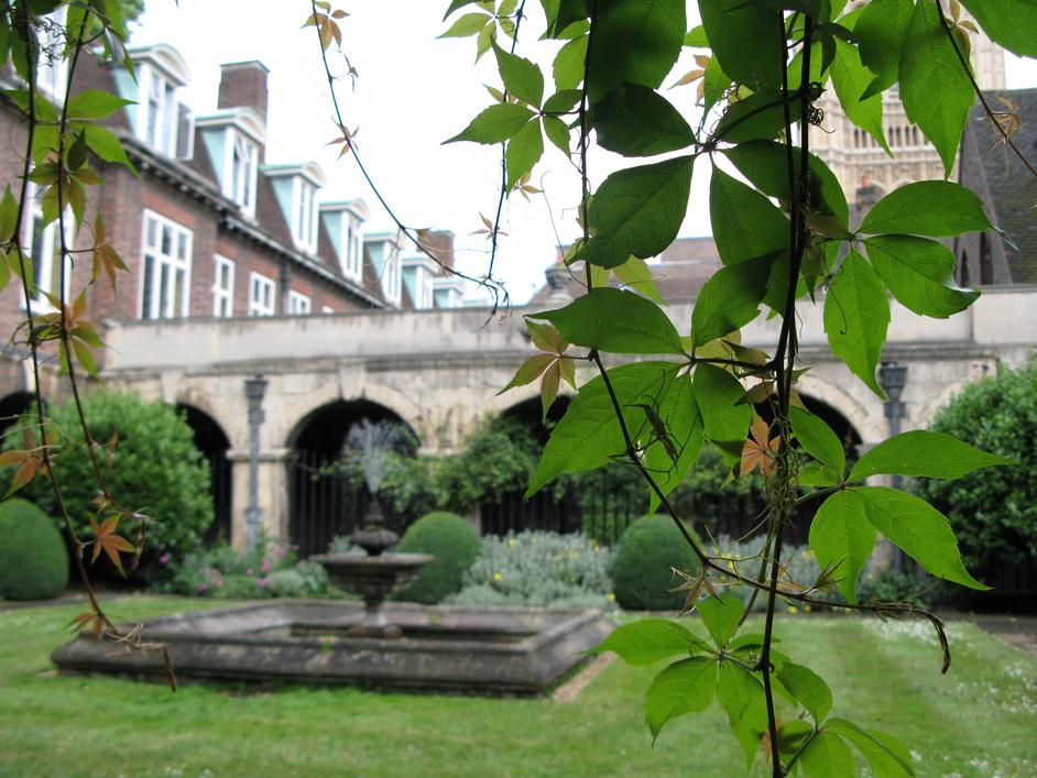 Westminster Abbey - Little Cloister