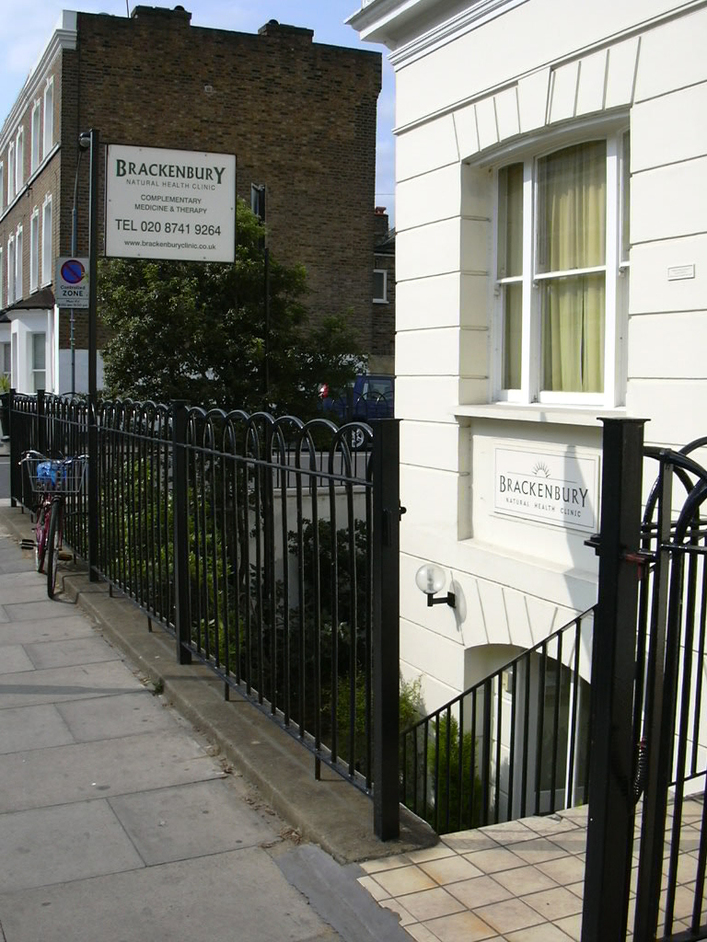 Brackenbury Natural Health Clinic