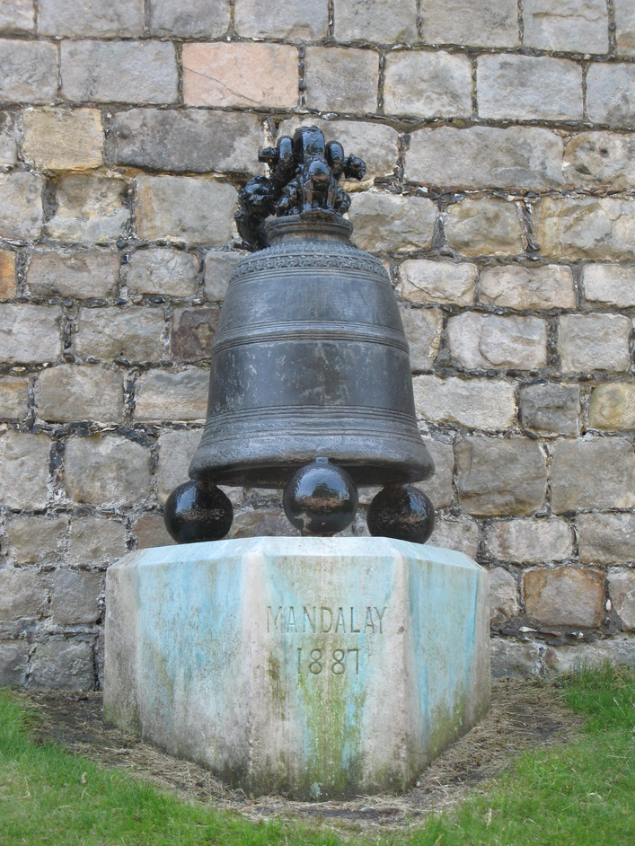 Windsor Castle - Mandalay 1887 Bell