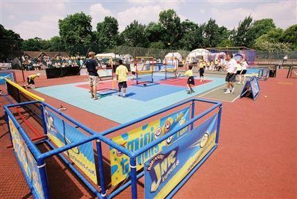 Regent's Park Tennis Centre