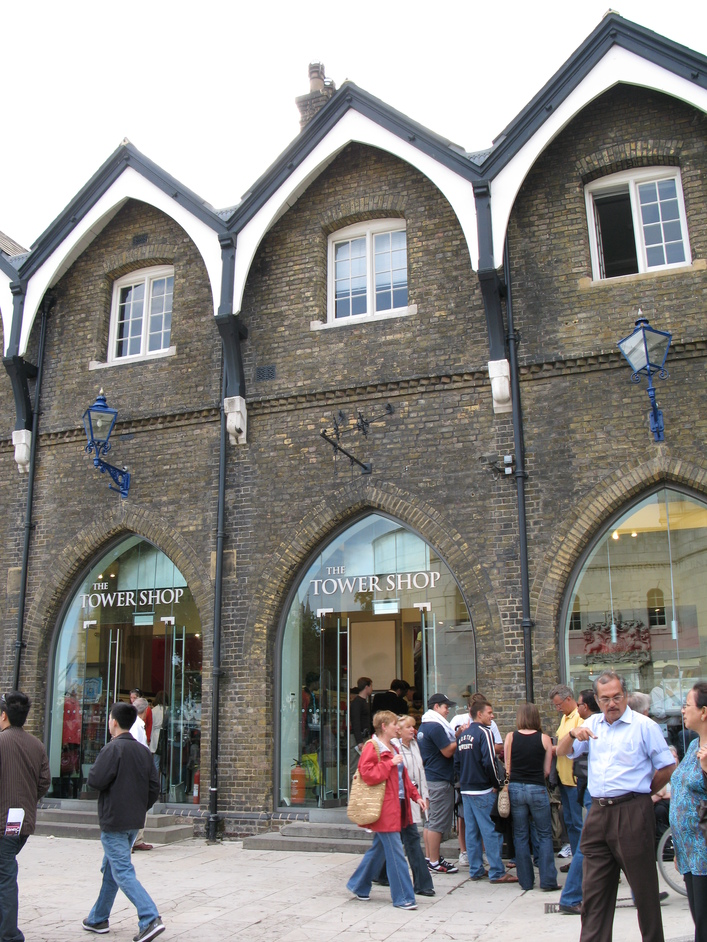 Tower Of London - Tower Shop