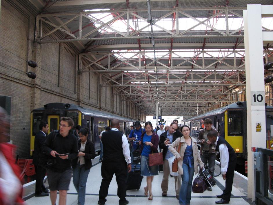 King's Cross Railway Station