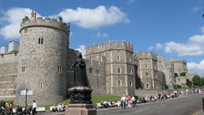 The Diamond Jubilee Pageant - Windsor Castle