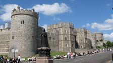 The Diamond Jubilee Pageant - Windsor Castle