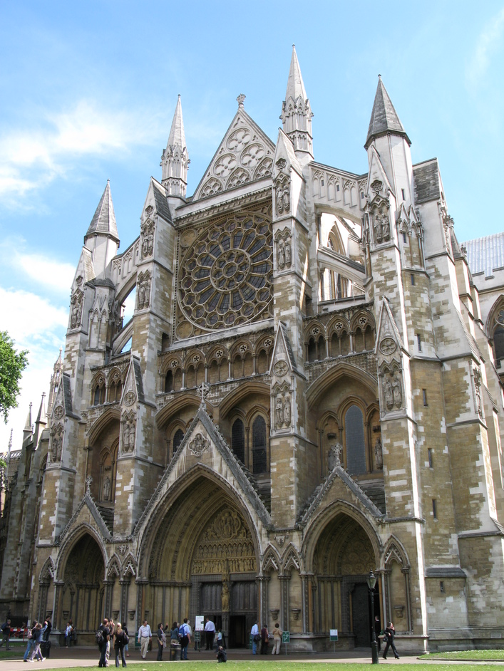 Westminster Abbey - Entrance