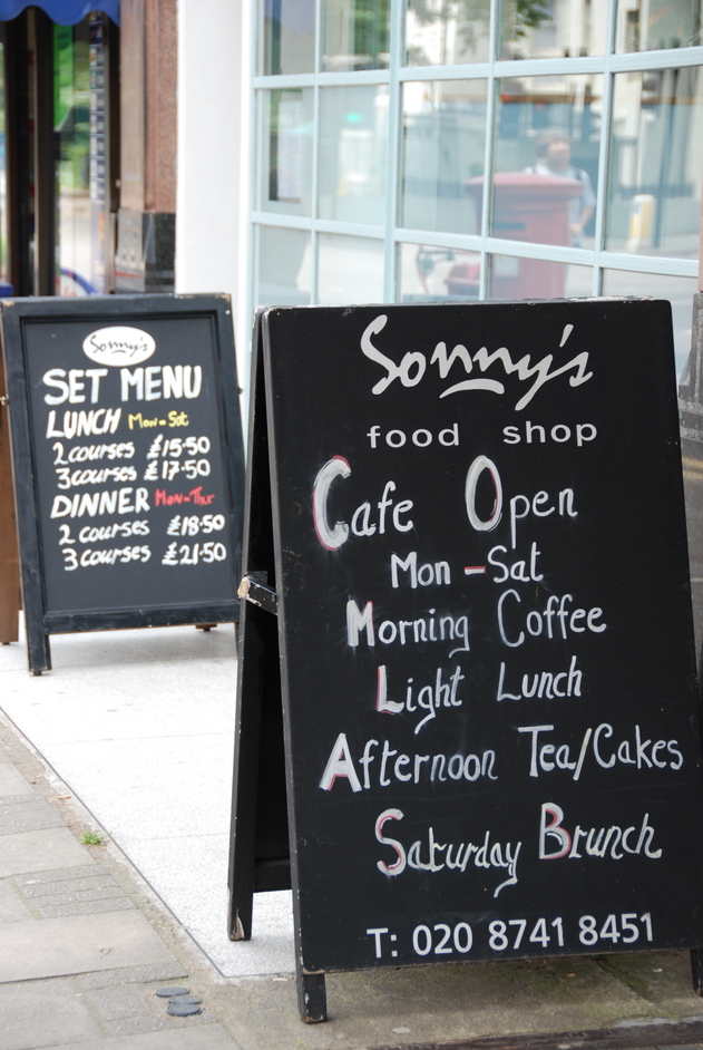 Sonny's Food Shop and Cafe