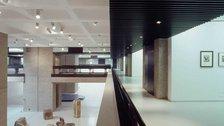 rAndom International: Rain Room at Barbican's Curve Gallery