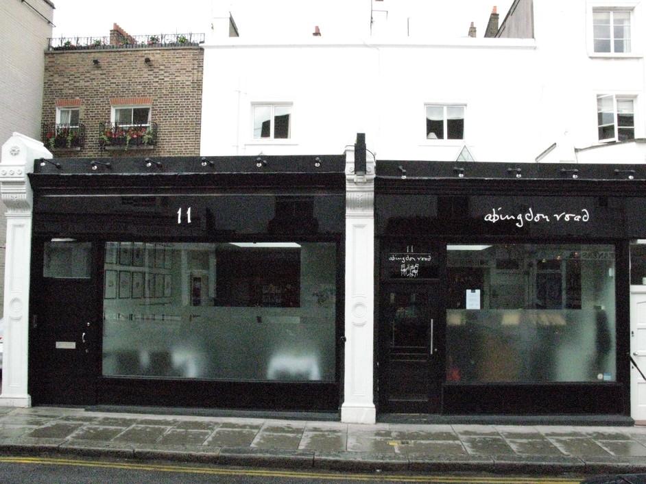 11 Abingdon Road