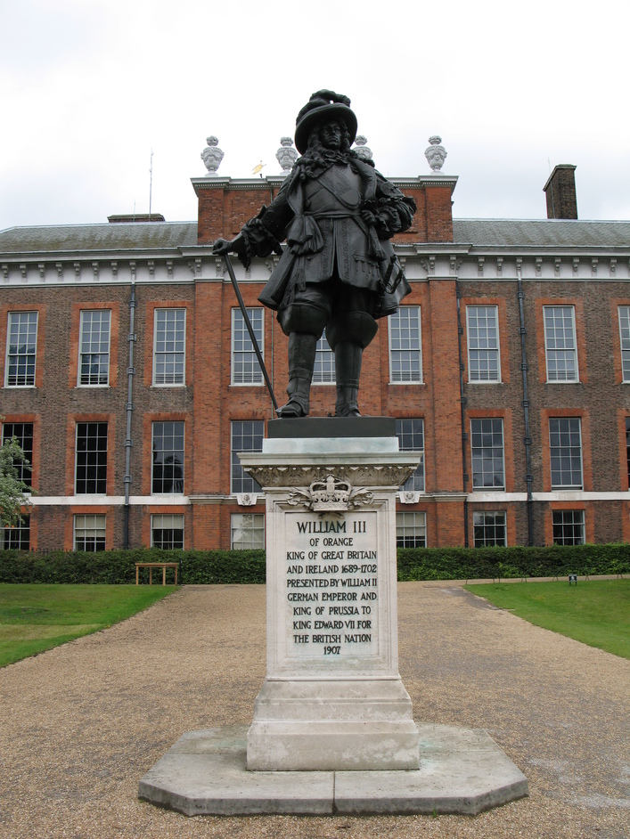 Kensington Palace - William of Orange
