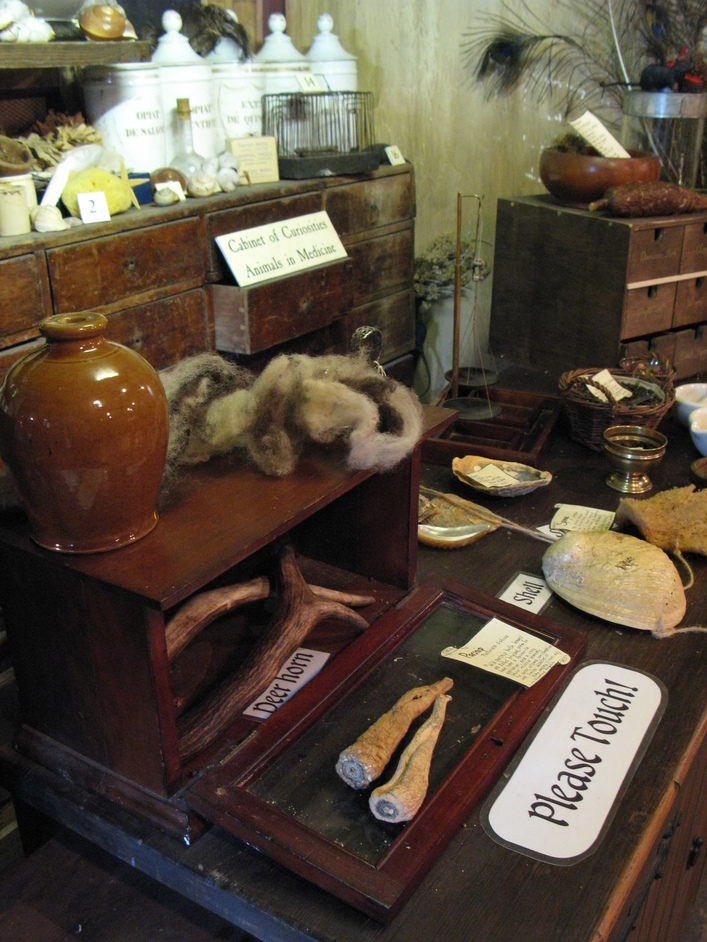 Old Operating Theatre Museum and Herb Garret - Please Touch
