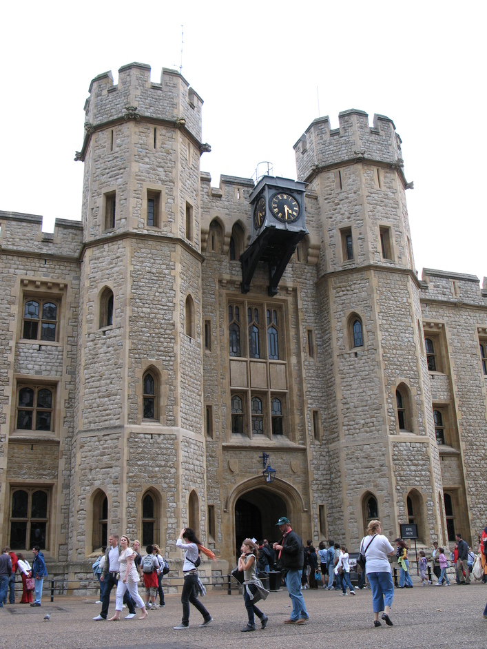 Tower Of London - The Jewel Tower