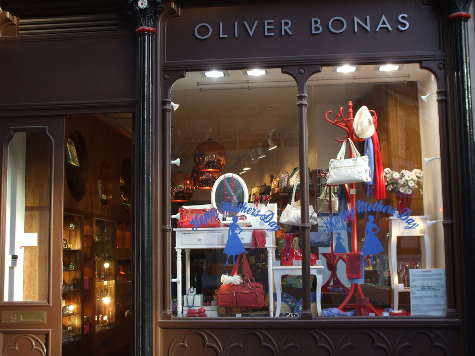 Oliver Bonas is an independent British lifestyle store, designing our own take on fashion and homeware. United Kingdom layoffider.ml Joined August 3, Photos and videos Photos and videos Tweets. Tweets Tweets, current page. Tweets & replies Media Close.