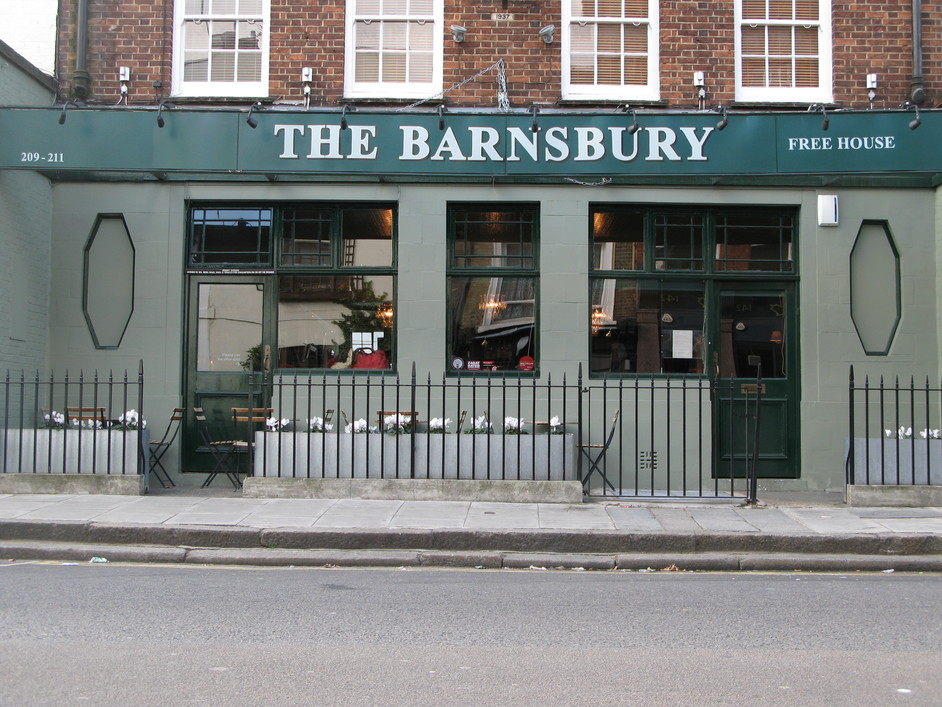 The Barnsbury Freehouse and Dining Room