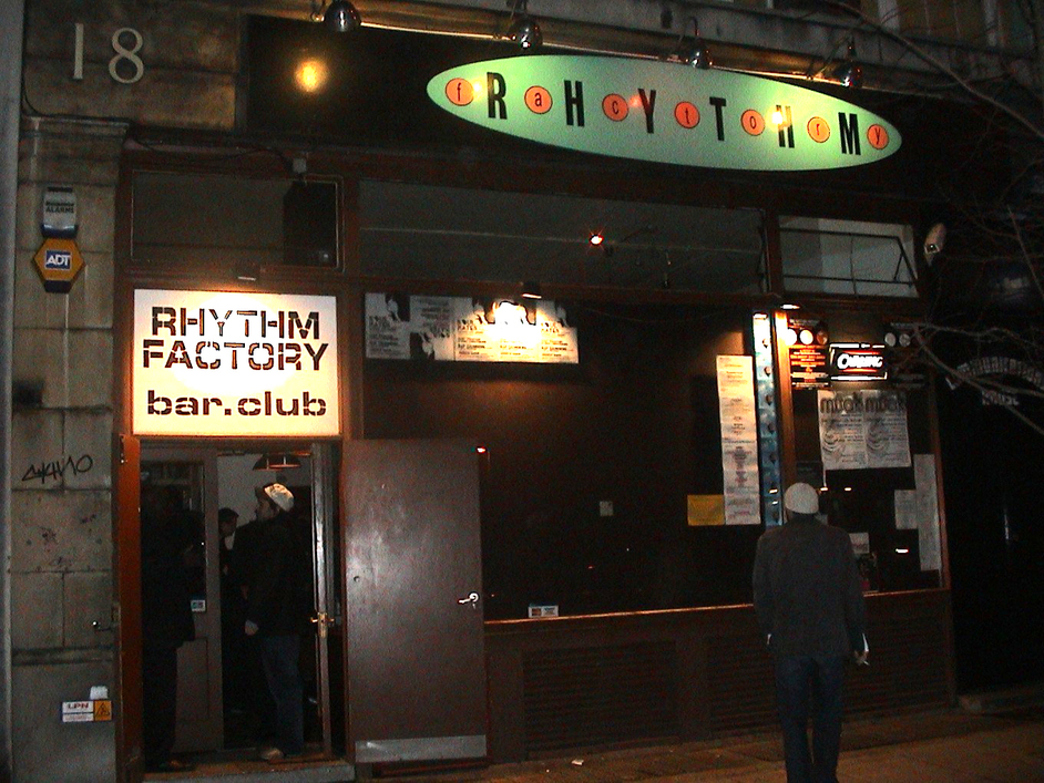 The Rhythm Factory
