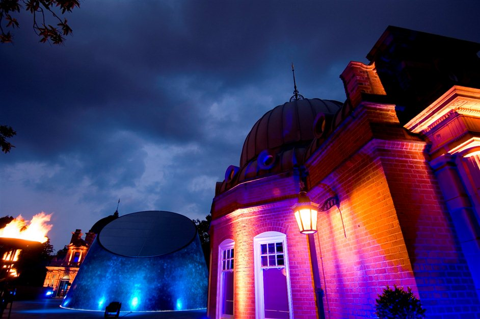 Royal Observatory Greenwich - (c) National Maritime Museum, London