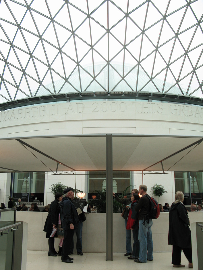 Court Cafe at the British Museum - Court Cafe and Restaurant