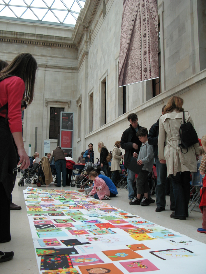 British Museum - Kids activities