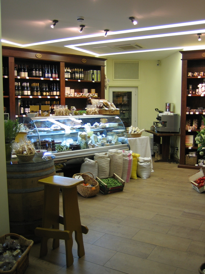 Zafferano Delicatessen - Zafferano Deli