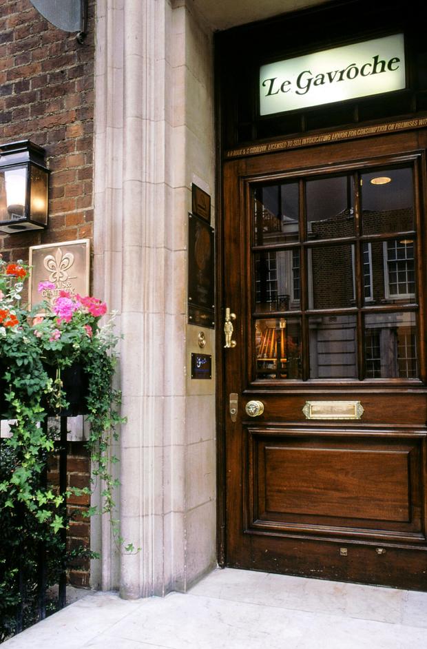 Gavroche Restaurant London