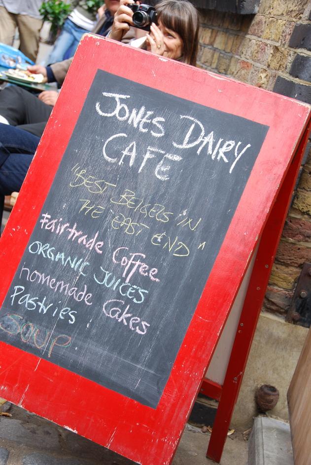 Jones Dairy Cafe