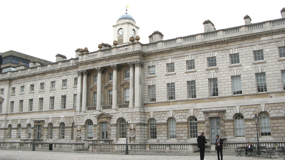 Somerset House - Inland Revenue