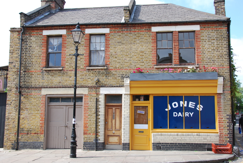 Jones Dairy Cafe