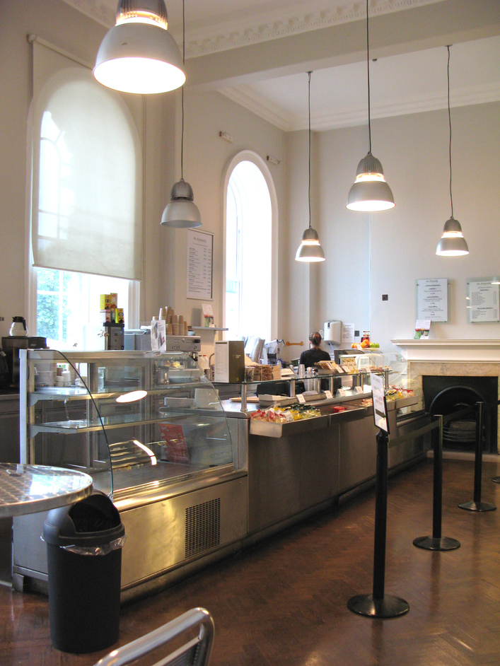 Somerset House - Cafe