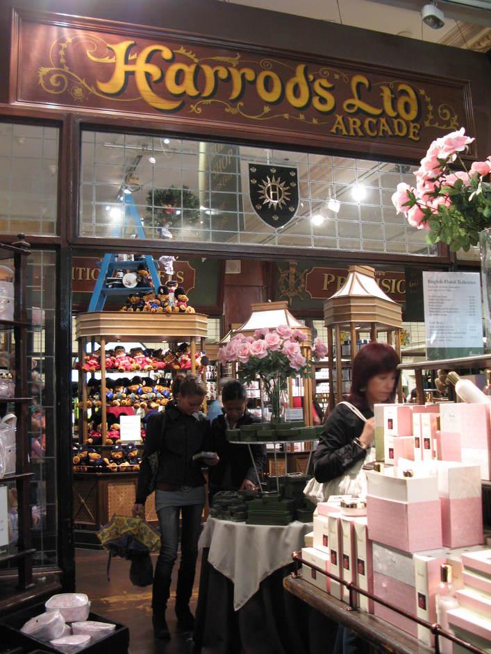 Harrods - Harrods Arcade