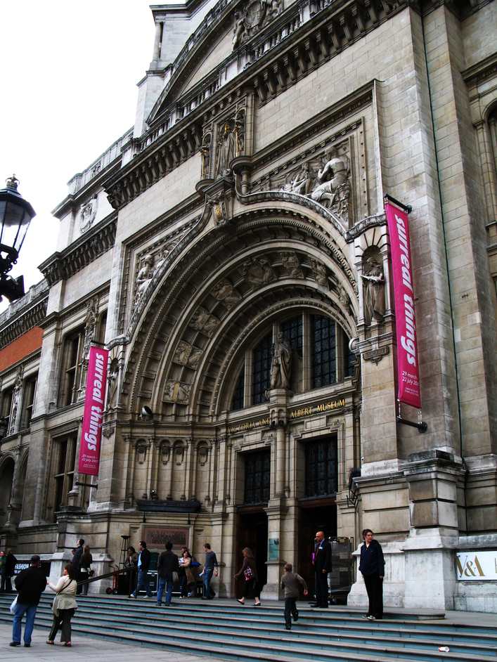 Victoria and Albert (V & A) Museum