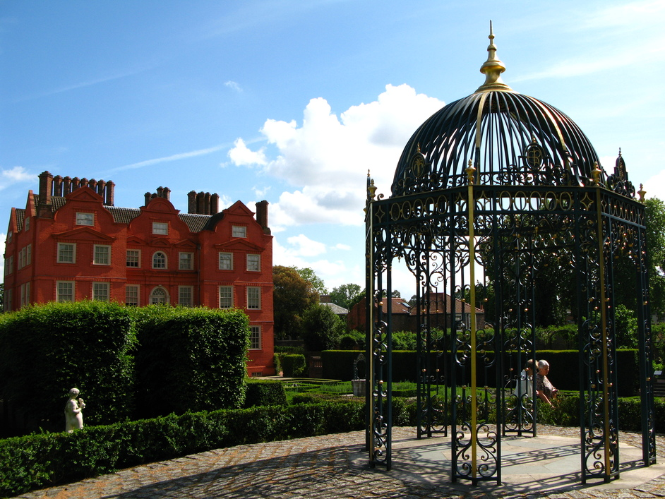 Kew Palace - Pavilion at Kew Palace