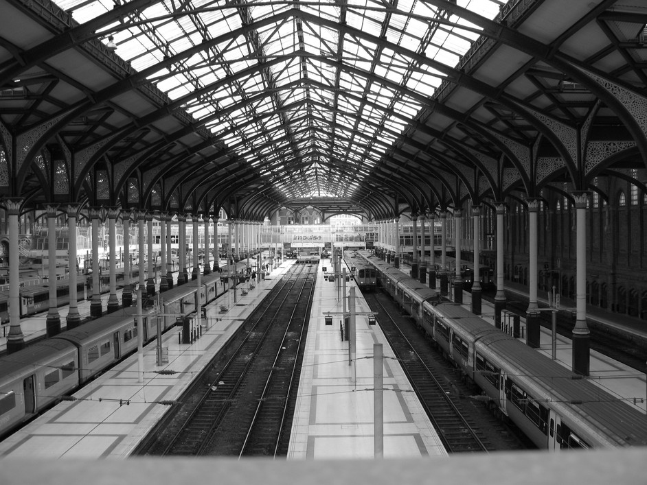 Liverpool Street Railway Station