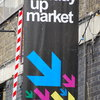 Sunday (UP) Market at the Old Truman Brewery London