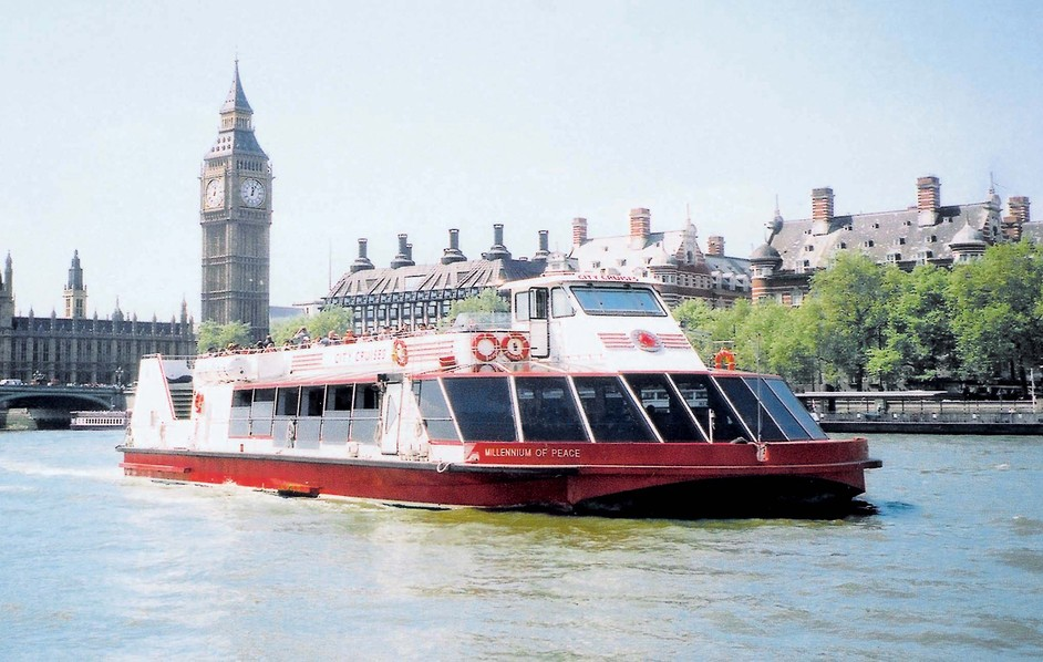 City Cruises Venue Hire Southwark London