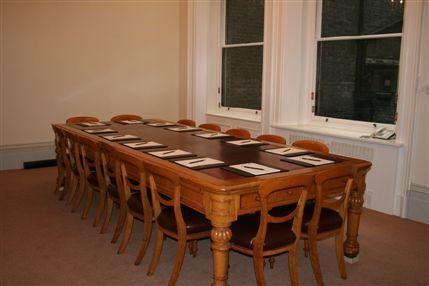 Arthur Holmes Room
