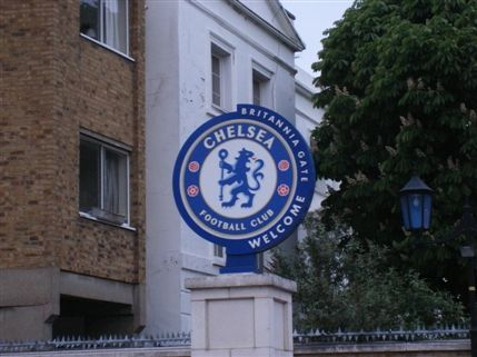 Chelsea Football Club Stadium London