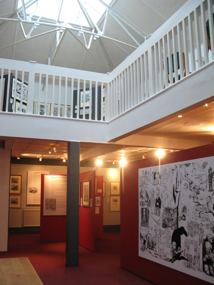 The Cartoon Museum