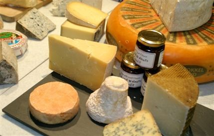 Cheese at Leadenhall