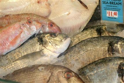 Covent Garden Fishmongers