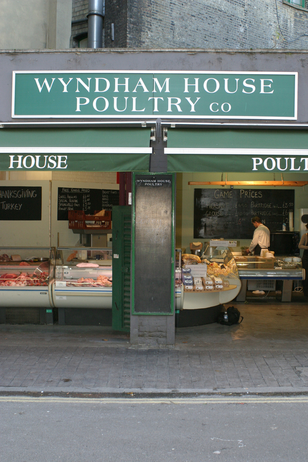 Wyndham House Poultry